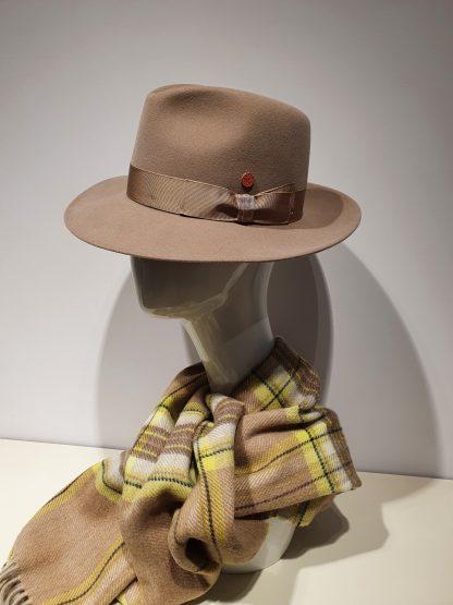 Mayser Fedora Hut Escorial Damen und Herren