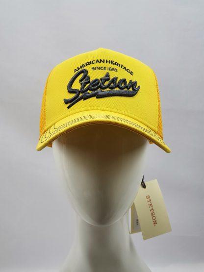 Stetson American Heritage Gelb Cap