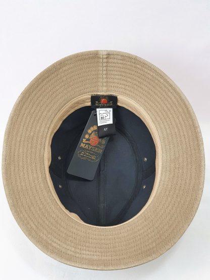 Mayser Menowin Outdoor Hut Khaki UV-Schutz 80