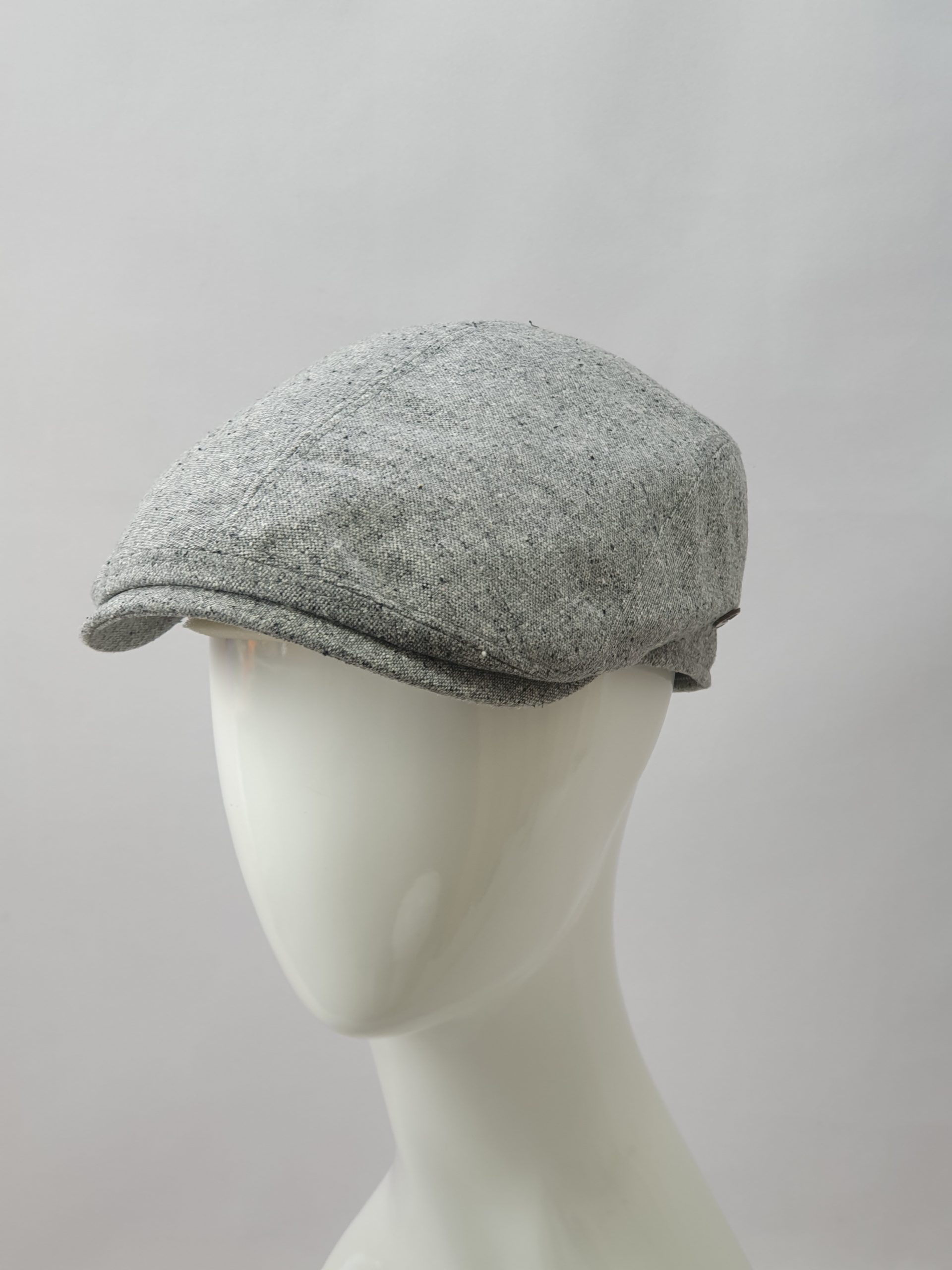 Göttmann Flatcap Jackson blau//beige Gatsby Mütze UV Schutz Sommer Schild Kappe