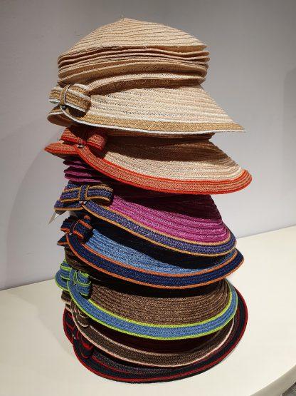 Bedacht Reisehut Schute für Damen alle Farben